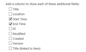 SharePoint Lookup Additional columns