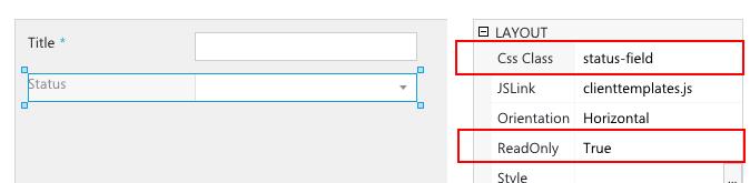 Set CSS-class of SharePoint form field
